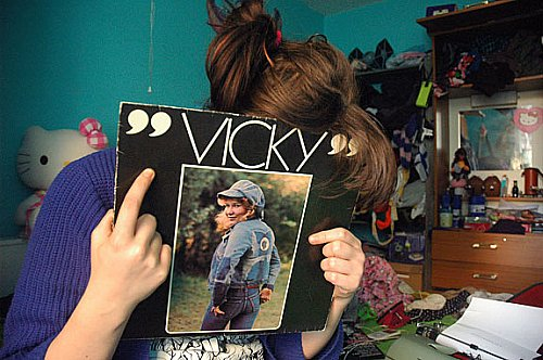 vinyl sunday: virve 'vicky' rosti - self titled