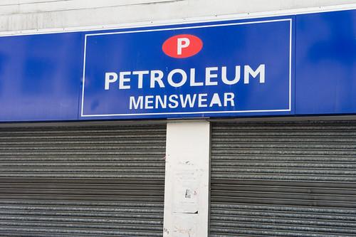 Belfast City - Petroleum Menswear