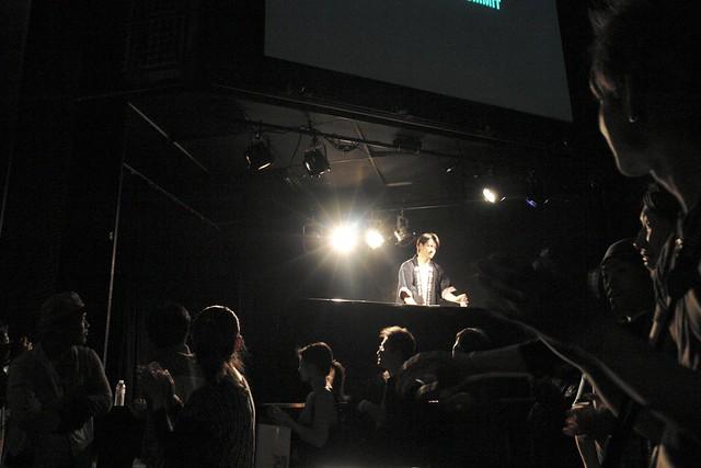 Shin Suzuki : PHOTOGRAPHERS SUMMIT 8 opening DJ