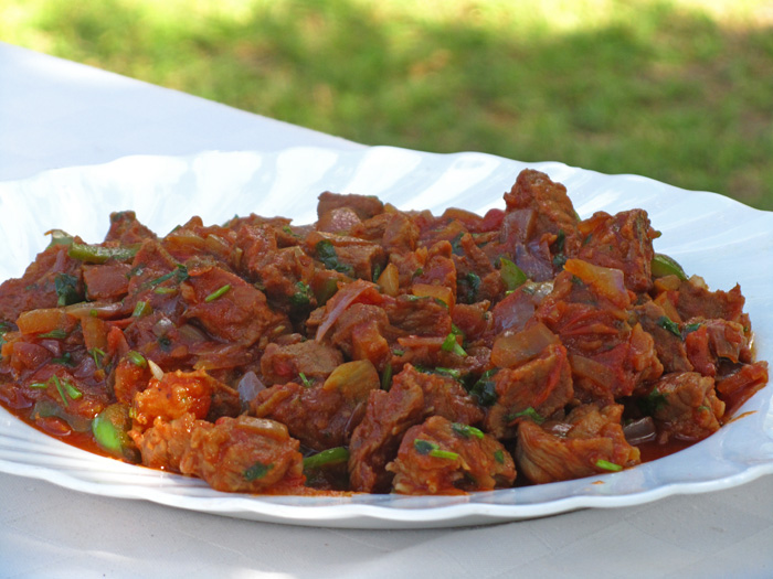 Traditional Kenyan Food