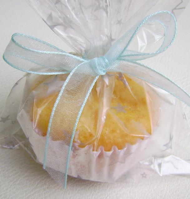 Muffin de leite condensado