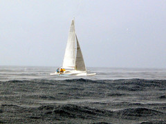 Ocean Racing in St. Croix