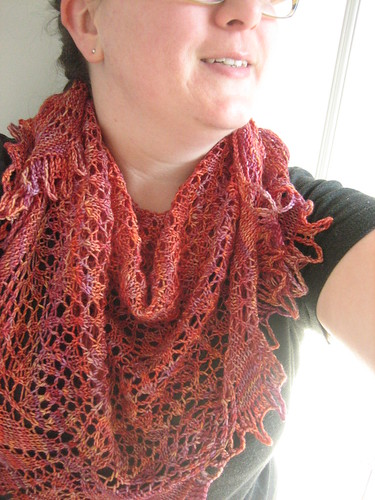 It's a purty shawl