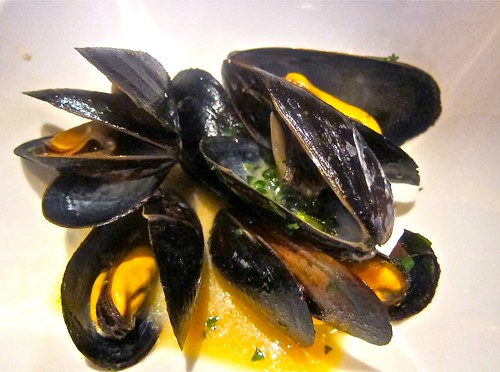 Mussels at Getty