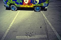 6 (georgekamelakis) Tags: street color lines night nikon tires tokina greece crete 12mm van matala 2011 d3000 georgekamelakis