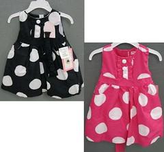 Emma's Garden® Polka-Dot Girls' Dresses Recalled