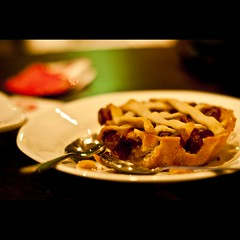 Who Wants Pie? (Anant N S (www.thelensor.tumblr.com)) Tags: india apple pie table dessert 50mm nikon sweet plate spoon american fixed nikkor length 18d focal d3000