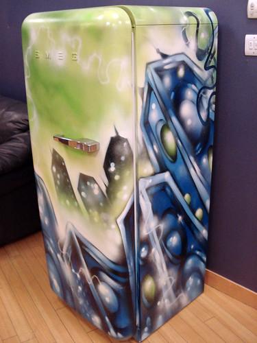 fridge pt2@xfm radio - Cardiff