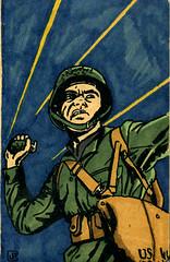 Grenade Moleskine Sketchbook