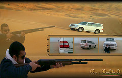 adventure ( ) Tags: toyota land cruiser  q8     bereta             kuwait
