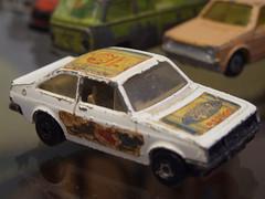 matchbox ford escort rs200 1978 (Vinicius Portelinha) Tags: classic cars scale vintage toy miniatures corgi collection majorette matchbox miniatura siku clássico oldtoys superfast carrinhos miniaturas oldtoy brinquedoantigo jugueteantiguo lesneyproducts