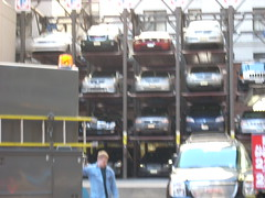 Manhattan parking