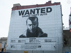 Wanted: GTA4