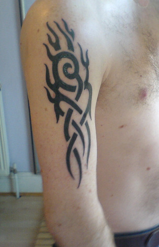 tattoo njembeng tribal tattoo design for boy men arm
