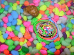 Bubble Colors (aZ-Saudi) Tags: pink blue orange white green water colors dark arabic saudi arabia bubble phosphorous ksa الوان ماء ماي اخضر اصفر احمر بالون ابيض حلزون arabin فقاعات فقاقيع فقاعة فسفوري ِarabs