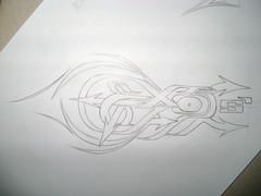 exo2crew (degneis) Tags: diseño lápiz