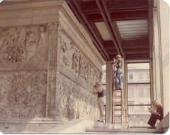 Prof. John Pollini working with the Ara Pacis (Joe Geranio) Tags: sculpture roma art archaeology museum ancienthistory ancient arte roman joe julio estatuas empire classics museo marble ritratto nero iconography augustus romana association arthistory reliefs romanart administrator tiberius claudius grandeur geranio imperator ancientrome caligula stoneart ancientroman romanhistory bustos annodomini numismatics iconographic ritrato romanmuseum friezes classicalart 1stcenturyad anticaroma bildnis princeps romanempireroman iconographie romaantica julioclaudian claudian romanarchaeology romanportrait bildnisse joegeranio romancoinage kaiserromisches johnpollini romanstudy romaniconography celator romeclassicsmarbleroman numismaticsancientnumsimatics httpportraitsofcaligulacom httpgroupsyahoocomgroupjulioclaudian ancientromanperson romanimagery julioclaudianiconographicassociation