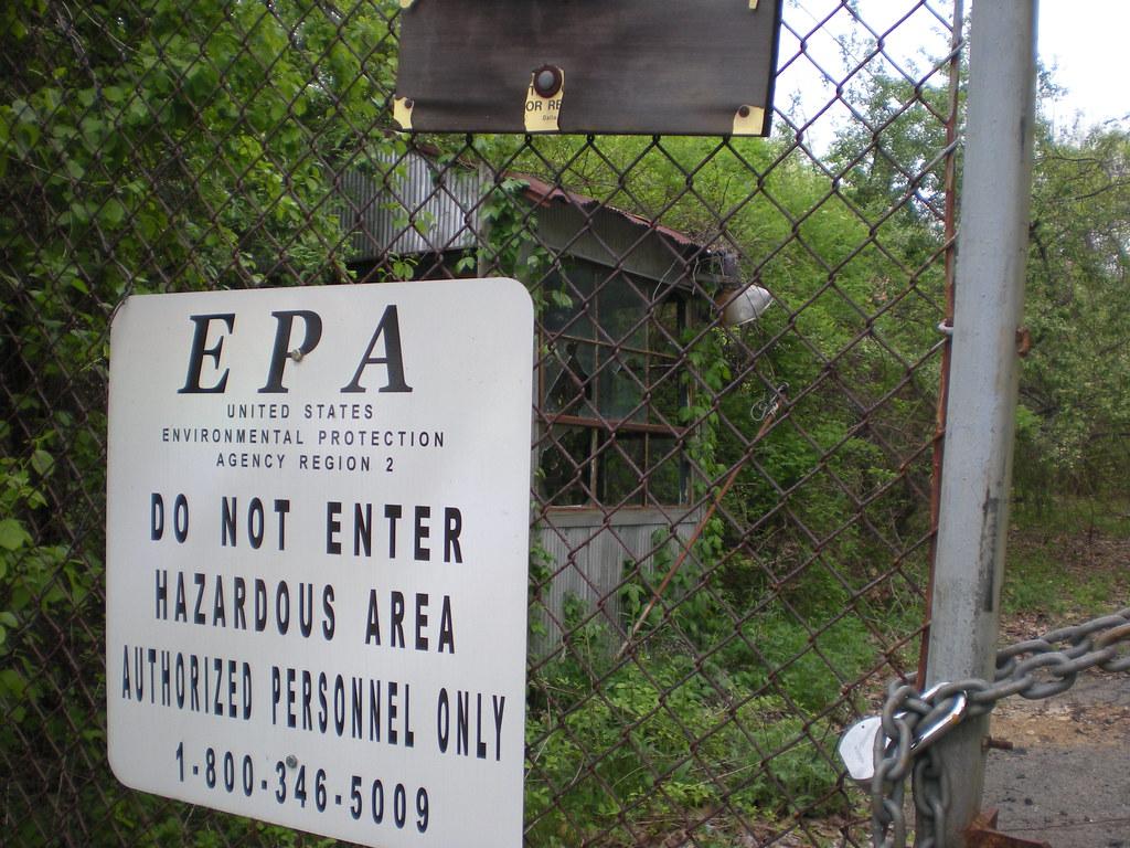 EPA Warning