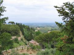 Countryside (San Gimignano) (ConspiracyofHappiness) Tags: italy rome florence anniversary lucca pisa tuscany siena inlaws sangimignano orvieto sancasciano mercatale