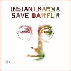 Instant Karma: The Amnesty International Campaign To Save Darfur - CD cover (2007)