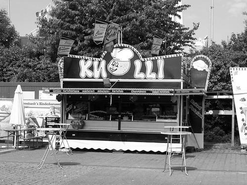 Knolli food stand