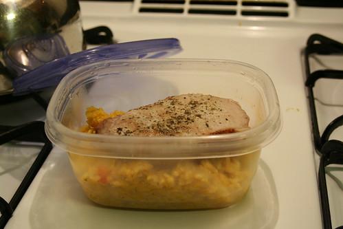 gluten free leftovers