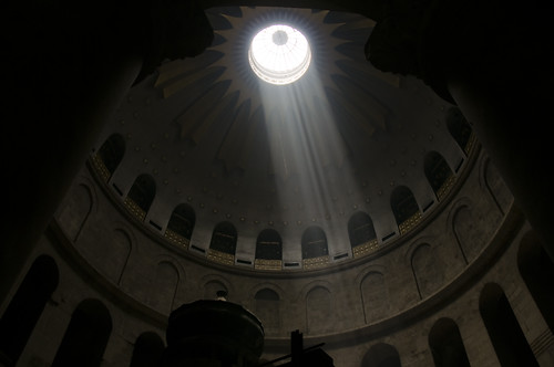 Church of the Holy Sepulcher...