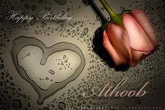 Happy Birthday Athoob : ) (Heba AL-Jadaan (Heba _ photo)) Tags: birthday love happy u kuwait sis walla   athoob