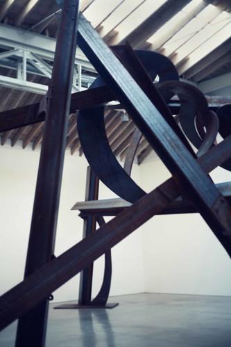 马克 迪 苏维洛Mark di Suvero (美国1933-)雕塑作品集1 - 刘懿工作室 - 刘懿工作室 YI LIU STUDIO