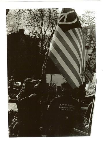 Portland Peace rally #2