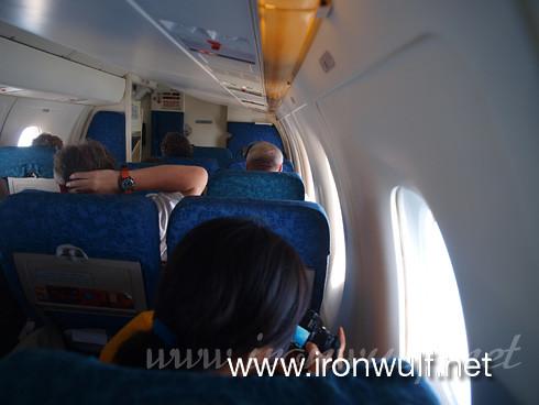 Inside the Dornier 328
