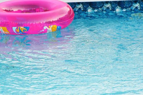 resisting the pool