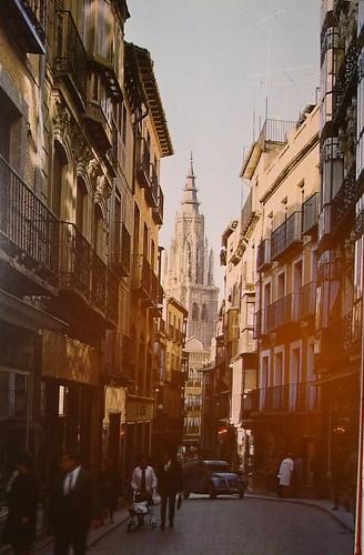 Calle Ancha en los años 60