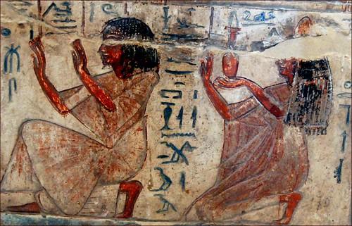 2008_0610_162120AA Egyptian Museum, Turin por Hans Ollermann.