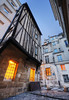 An Old Medieval House of Paris II HDR (David Giral | davidgiralphoto.com) Tags: street old david paris france architecture night lights evening wooden europe dusk sigma medieval capitale d200 soirée 1020mm crépuscule middleages sigma1020mm giral sigma1020 nikond200 copyrightdgiral davidgiral kissesfromthailand
