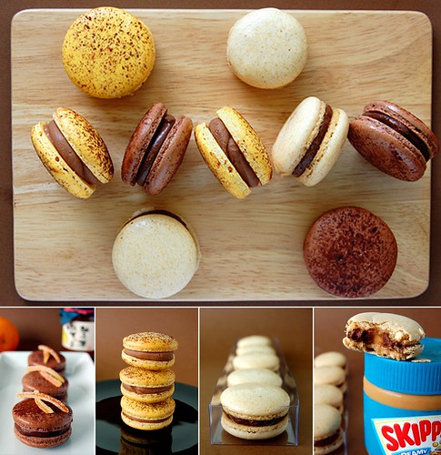 Mad Baker macarons
