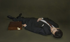 dead investment banker (matt duke) Tags: selfportrait me phew manet 350000views 1000images mattdukephoto