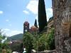 Byzantine monastery (steven_and_haley_bach) Tags: byzantine mystras sixthday mistras greecevacation byzantineruins
