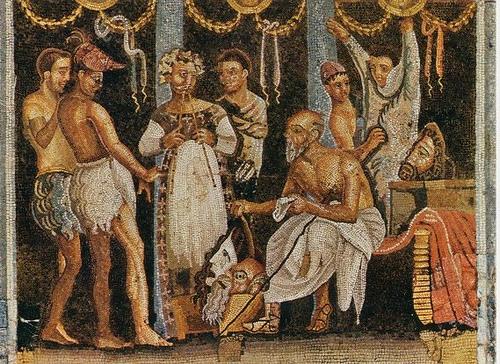 mosaico roma actores