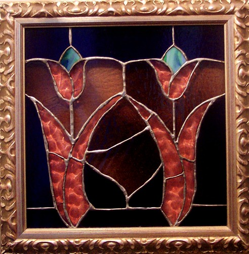 My Sister Made This - stained glass