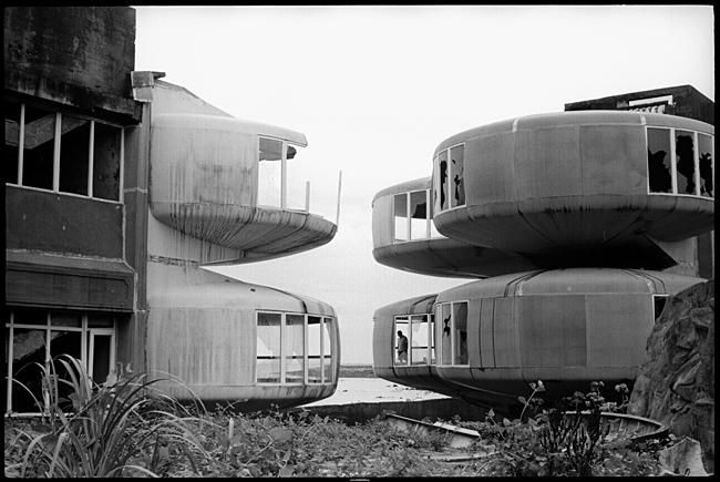 三芝飛碟屋  UFO house in Sanchih