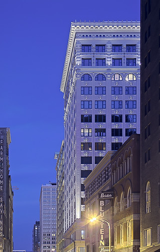 Downtown Loft District, in Saint Louis, Missouri, USA - Blustein