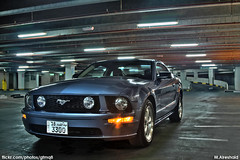 Mustang (Mishari Al-Reshaid Photography) Tags: blue detail cars ford car sport photoshop canon eos lights automobile parking event american kuwait autos mustang fordmustang canoneos hdr photoshopcs2 automobiles kuwaitcity sportscar 2007 q8 carphotos carphotography americancars 24105 coolcars gtm americancar carphoto canoncamera canonphotos canoneflens photomatix imagestabilizer 24105mm q80 canonllens 40d ef24105 mishari canonef24105f4lis aplusphoto kuwaitphoto kuwaitphotos canoneos40d canon40d kuwaitcars kvwc excapture kuwaitartphoto gtmq8 kuwaitart kuwaitvoluntaryworkcenter kuwaitvwc grendizer99 hyperdynamicrange kuwaitphotography grendizer99photos misharialreshaid malreshaid misharyalrasheed