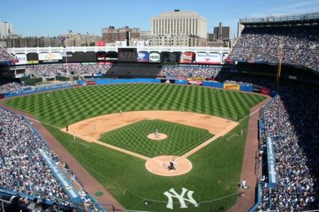 洋基球場Yankee Stadium