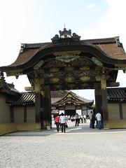 Nijo Castle (loisgarrett) Tags: castle japan kyoto nijo