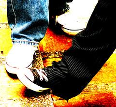 Converse Team (Veronica-VeroArtMusic) Tags: colour star all veronica merida converse artmusic castillo veronicacastillophotography