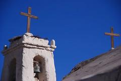 The oldest church of Chile, Chiu Chiu