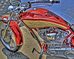 234 (1 of 1)-2 (alan57) Tags: motorcycles bikes hdr bigdog photomatix alan57