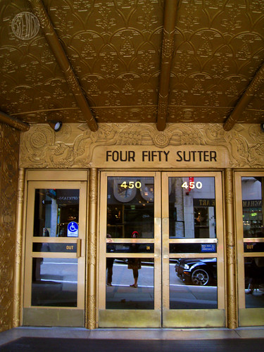four fifty sutter