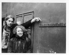 Prague (navejo) Tags: bw house prague 1989 franzkafka easterneurope czechoslovakia not1981